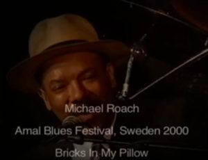 Bricks in my Pillow